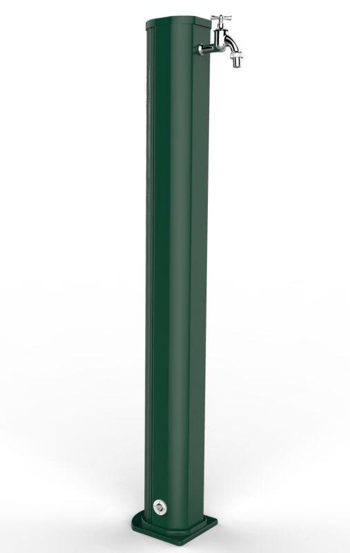 Fontanella Jolly con attacco pompa Verde