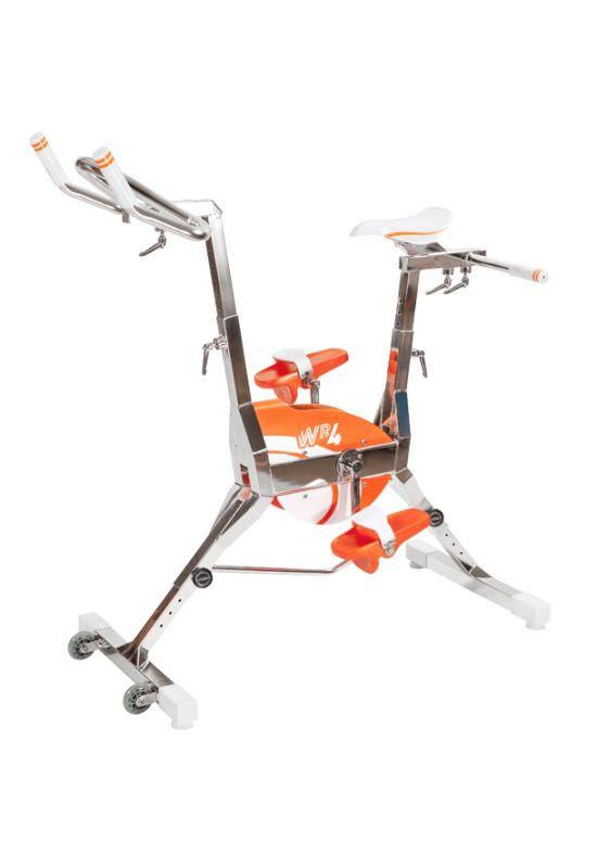 Hydrobike WR4 con pedalata sportiva