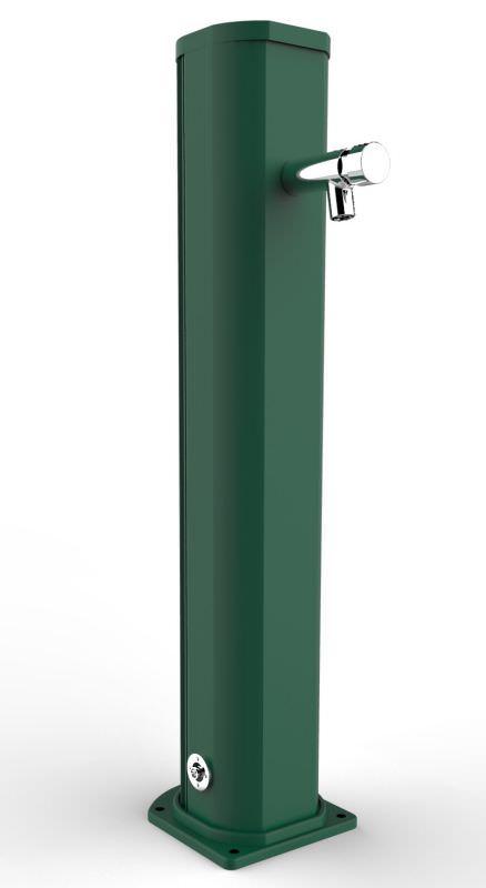 Lavapiedi Sined con Rubinetto Verde