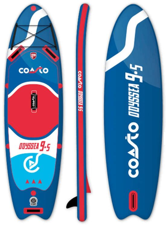Stand Up Paddle gonfiabile con Pompa