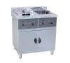 Friggitrice elettrica 2525 L su mobile