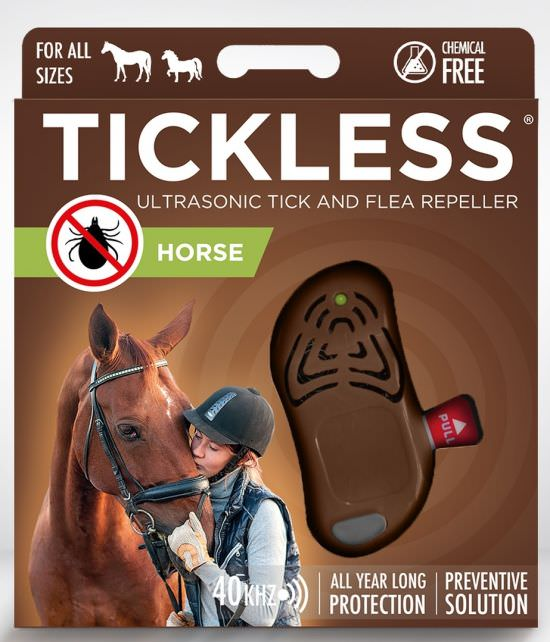 Anti zecche e pulci per cavalli