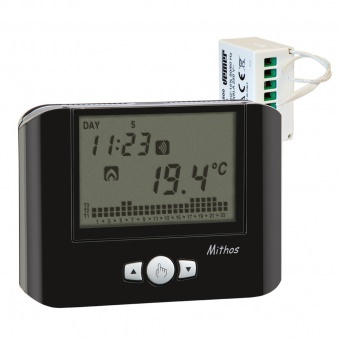 Set Mithos RF Nero 3 temperature level p