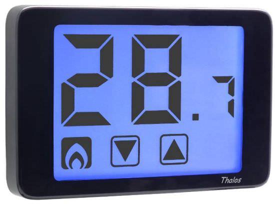 Termostato touchscreen Vemer VE433900