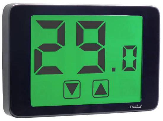Vemer Termostato touchscreen VE435400