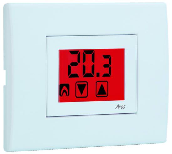 Termostato touchscreen Vemer VE459400