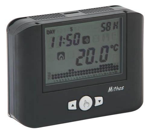 Cronotermostato sensore umidita MITHOS H