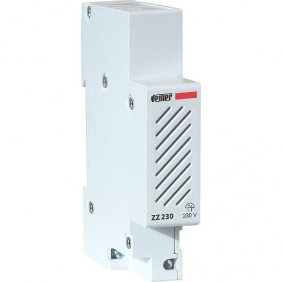 Indicatore sonoro Ronzatore 1 DIN 230VAC
