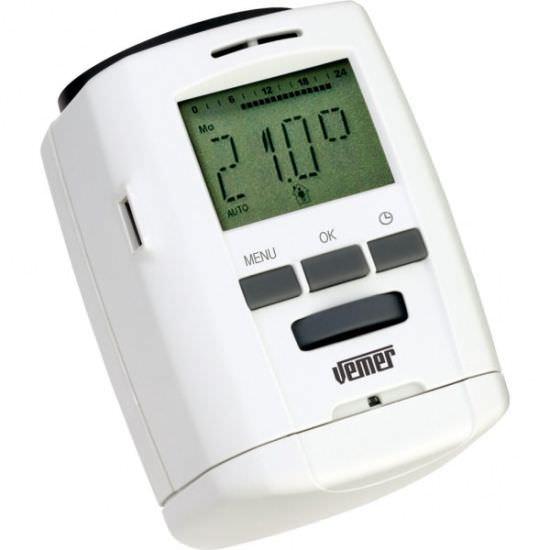 Cronotermostato per radiatori THERMOPRO