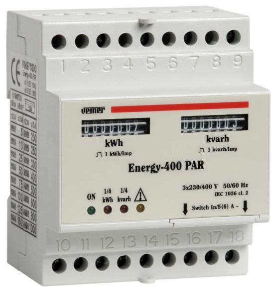 Contatore di energia ENERGY400 PAR