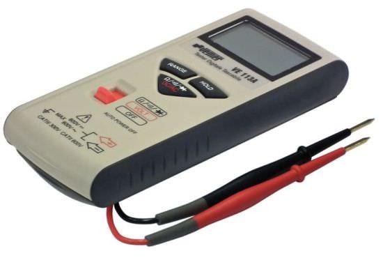 Tester digitale tascabile VE 113A