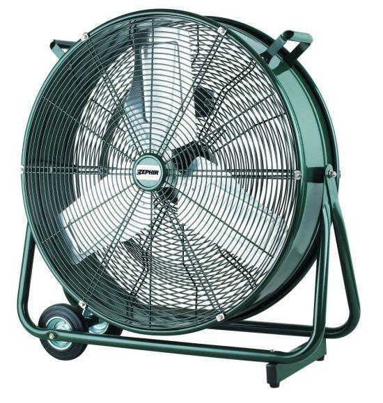 Ventilatore industriale pala 90 Zephir