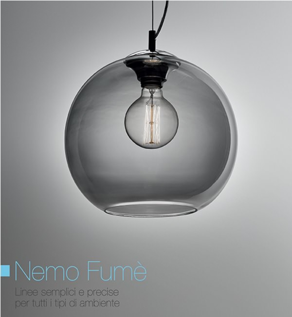 Lampada per soffitto ideal lux della serie nemo in offerta su mpcshop