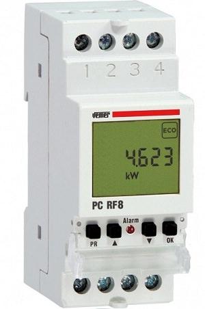 Centralina per il controllo dei carichi elettrici