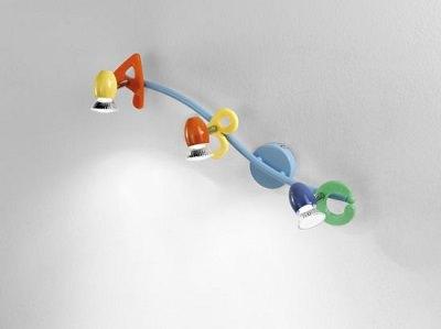 Plafoniere Camerette Bimbi : Come illuminare la cameretta dei vostri bimbi con lampade led in