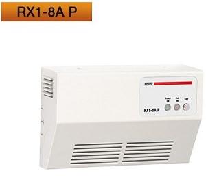 RX1-8A P, attuatore remoto da parete