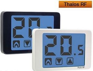 Thalos RF, termostato da parete
