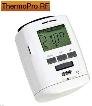 ThermoPro RF, attuatore remoto per radiatori