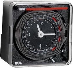 Interruttore orario elettromeccanico Vemer NAPA-EDVE049300