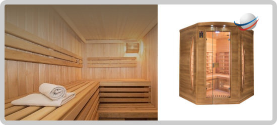 Saunas and Turkish Baths