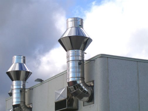 Ventilation Industrial Extraction