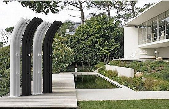 doccia per giardino energy pro arkema a riscaldamento solare