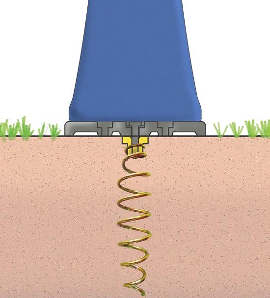 come installare una doccia da giardino