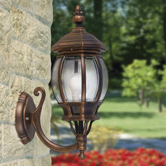 lampade per esterno made in Italy