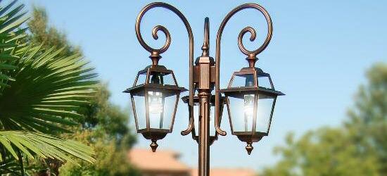 lampade per giardino e pali da illuminazione serie artemide
