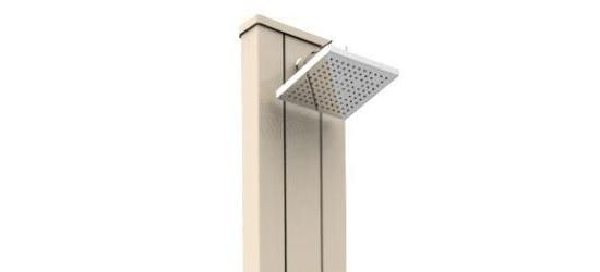 spring s aluminium swimming pool showers with 220degree foot washers