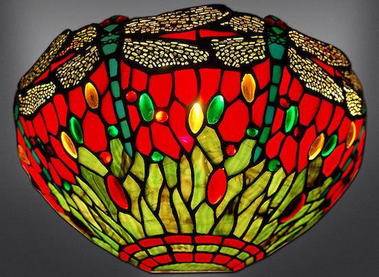 Plafoniere Stile Tiffany : Illuminazione stile tiffany sottocosto su mpc shop