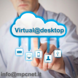 virtual desktop e i gestionali in cloud
