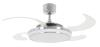 Ceiling Fan Fanaway EVO1 LED Chrome