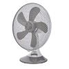 Table fan Bimar VT333 45W stand fan, blade diameter 30 cm and plastic body IMQ certified fan 3 speeds selectable by means of keys Rear handle and key for Oscillation