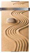 Radiatore a muro Scaldasalviette Sabbia