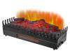 Braciere con fuoco a Led e riscaldamento