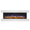 Decorative led fireplace