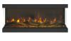 Ultra wide Led electric burner