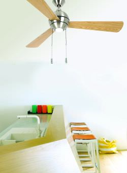 Ventilatore bianco Beacon Bordono