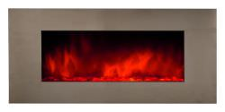 Fireplace Pure Inox XXL Color Style