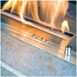 XARALYN Built in Bioethanol Fireplace Riano is a product on offer at the best price