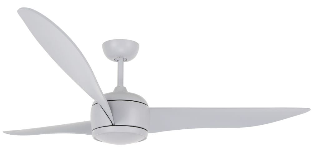 Ceiling fan with dc motor remote control ceiling fan withour lighting new nordic finish grey beacon 212914 dc motor 6 speeds energy saving ceiling fan including remote control 3 ply blades diameter aloadofball Image collections