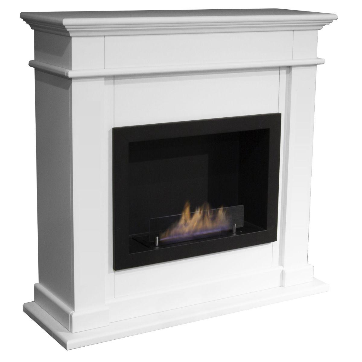 electric hearth log fireplace pleasant com amazon pin insert